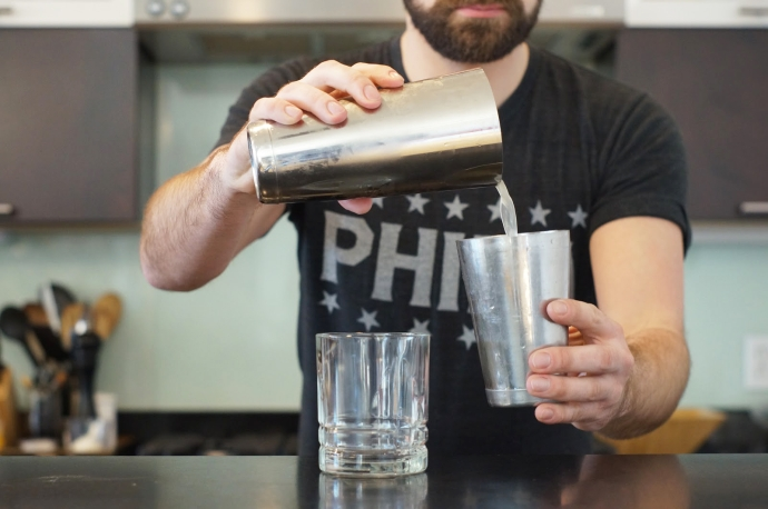 Home Bar Project: How to Make a Gordon s Cup