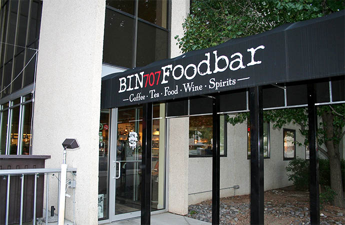 Serving up all the bounty mesa county has to offer are for 707 foodbar grand junction