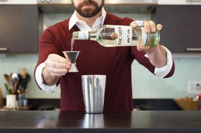 Home Bar Project: How to Make a La Floridita Daiquiri