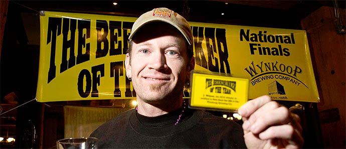 Wynkoop Brewing Company seeks 2013 Beerdrinker of the Year