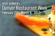 Denver Restaurant Week: 7 Picks With Great Drinks, February 23-March 8