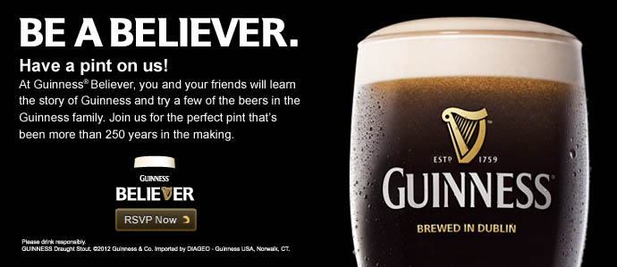 You are very likely familiar with Guinness,  the stout that has become ...