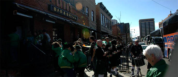 Where to Watch Denver's St. Patrick's Day Parade, March 16