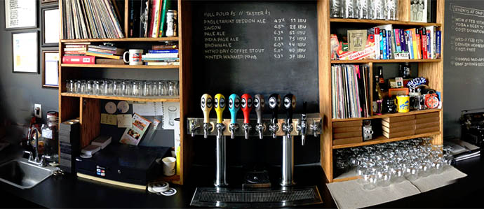 Denver Brewery Guide: Outside the 'Hoods, Part 2