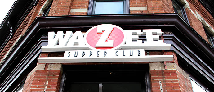 Wazee Supper Club Refreshes With Absinthe Bar and New Menus