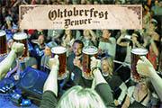 Party at Denver's Oldest Oktoberfest Celebration, September 27-29 and October 4-6