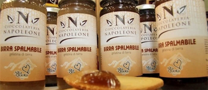 Italy's Latest Inspiration: Spreadable Beer