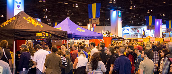 GABF Know-How: 10 Insider Tips for a Great Great American Beer Festival