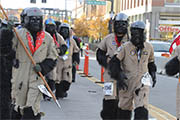 10th Anniversary Denver Gorilla Run, October 26