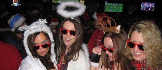 Get Ready for Denver's Twelfth Annual Santa Claus Pub Crawl