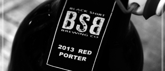 Beer Review: Black Shirt Brewing Company's Red Porter