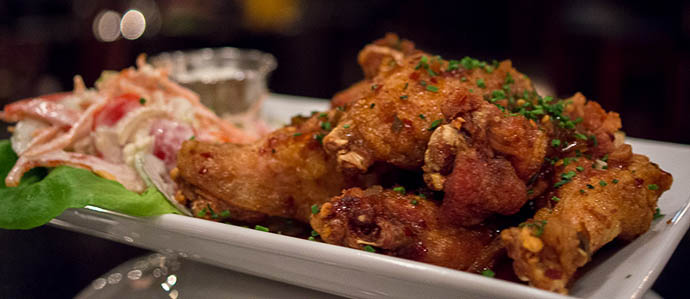 Warm Up with Wings at These Denver Bars