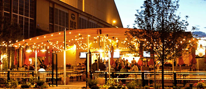 Lowry Beer Garden Says Hello to Spring