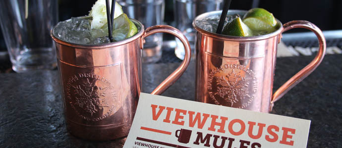 Find Your Favorite Summertime Mule at ViewHouse