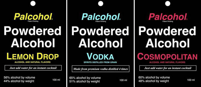 Feds Nix Approval For Instant Cocktail Palcohol