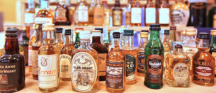 Session Kitchen Hosts Scotch Pairing Dinner