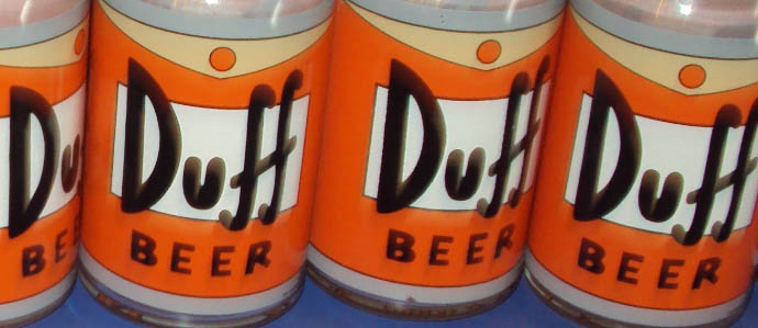 Simpsons Creator Warns That Real-Life Duff Beer Could Encourage Kids to Drink