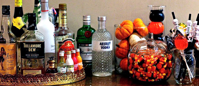 5 Spooky Cocktails for Your Halloween Party