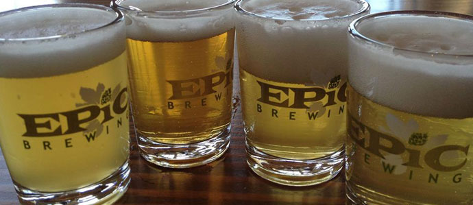 Beer Review: Epic Brewing's RiNo Pale Ale