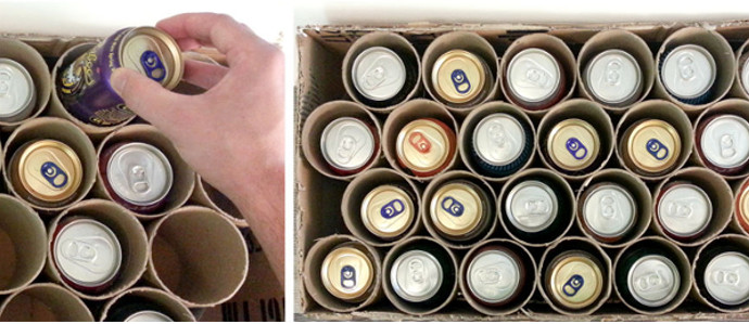 Countdown to Christmas Like an Adult with a DIY Beer Advent Calendar