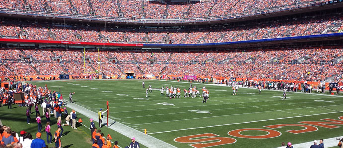 Where to Watch the Broncos Playoff Game