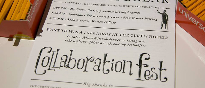 Collaboration Fest Tap List Released
