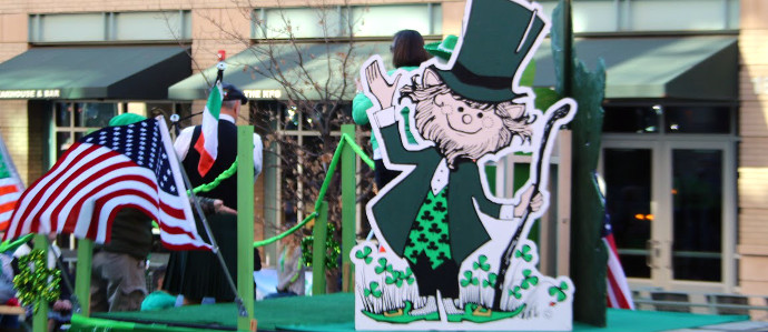 Denver's St. Patrick's Day Parade Celebrates 53 Years (PHOTOS)