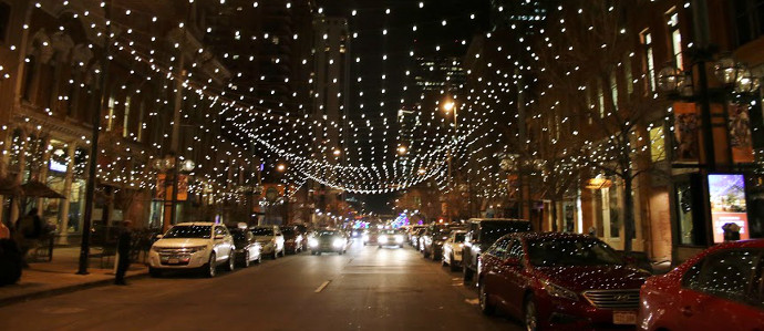 Neighborhood Pub Crawl: Historic Larimer Square