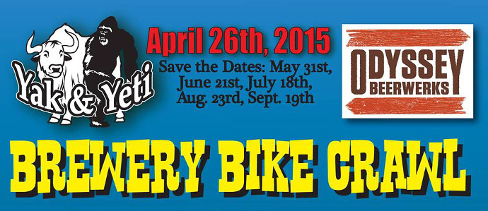 Get Pedaling and Join the Denver/Highlands Summer Brewery Bike Crawl Series