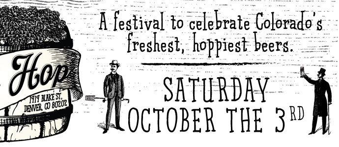 Hop Over to the Falling Rock Fresh Hop Festival, Oct. 3