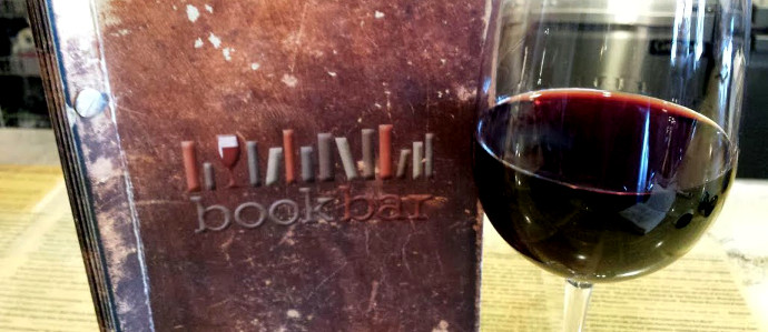Book Club Meets Wine Club at BookBar