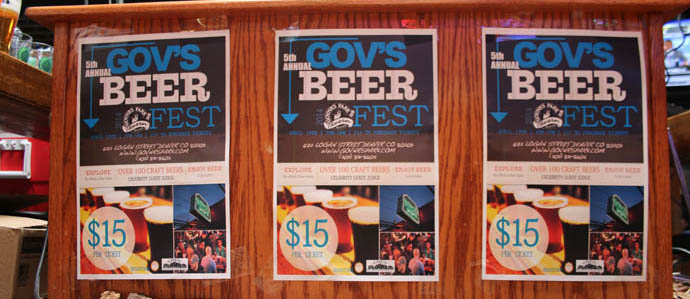 Slide Show: What You Missed at the 5th Annual Govnr's Park Beer Fest