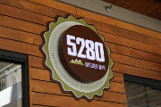5280 Burger Bar Serves Burgers and Beer with Altitude