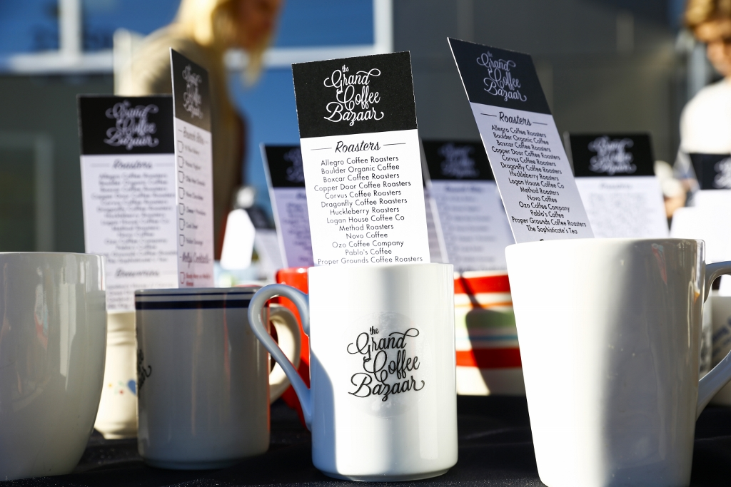 Get Buzzed at the 4th Annual Grand Coffee Bazaar