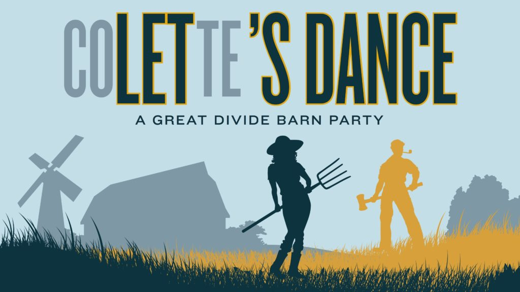 Join Colette's Dance Barn Party at Great Divide