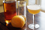 Home Bar Project: How to Make a Brown Derby