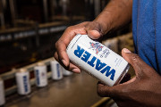 Craft Beer Denver | Anheuser-Busch Is Donating 480,000 Cans of Drinking Water to Puerto Rico and California | Drink Denver