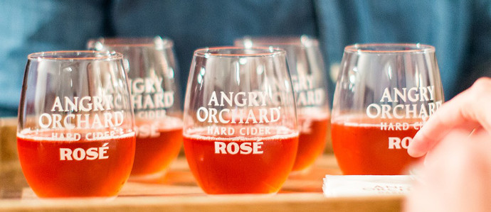 Angry Orchard is Giving Us Rose Hard Cider Because Why Not