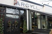 Whisky Rules at Argyll Gastropub
