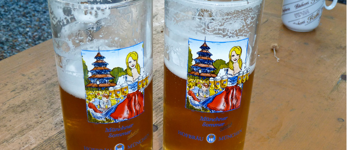 German Food and Fun at the 20th Annual Biergarten Fest