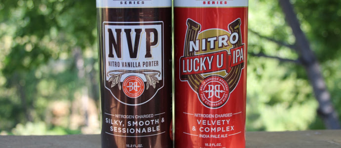 Breckenridge Brewery Introduces the Nitro Series