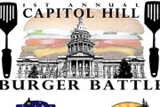 Get Some Napkins Ready for the First Annual Capitol Hill Burger Battle, Oct. 17