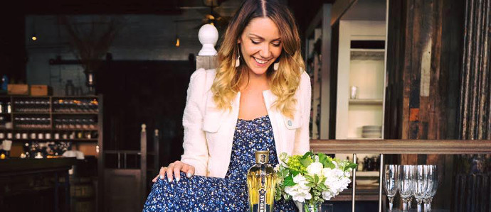 Behind the Bar: Camille Ralph Vidal, Global Brand Ambassador for St. Germain