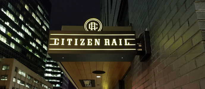 Citizen Rail Puts Its Best Food Forward at Happy Hour