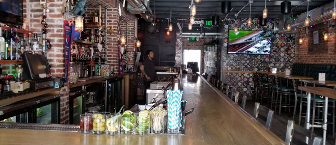 Check Out Denver's Not Quite Dive Bar, Occidental