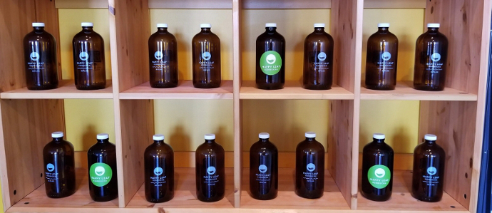 Happy Leaf Kombucha Offers Denver an Alternative to Beer