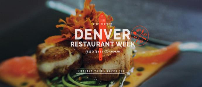 Where to Find Drink Specials During Denver Restaurant Week