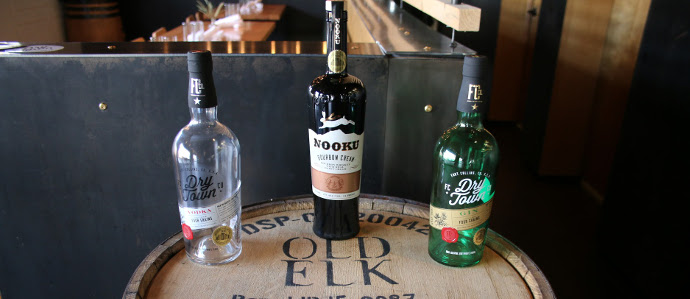 Fort Collins' Old Elk Distillery Brings New Spirits to Denver