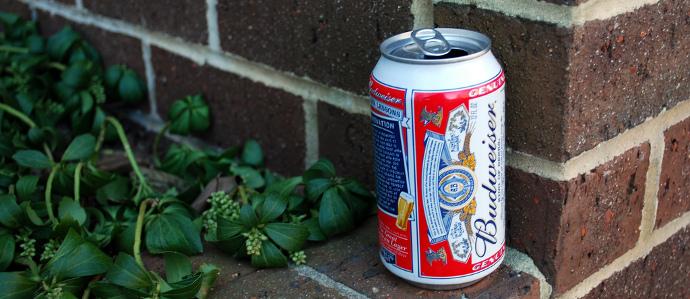 Chinese Factory Caught Making Fake Budweiser