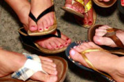 No Socks or Shoes? No Problem at the Annual Flip Flop Ball, June 27
